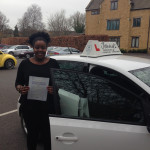 Natasha Mafu passed first time fitting lessons into free periods at the Gryphon school and the occasional evening.